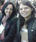 Mariane Souza e Miriam Silv�rio
